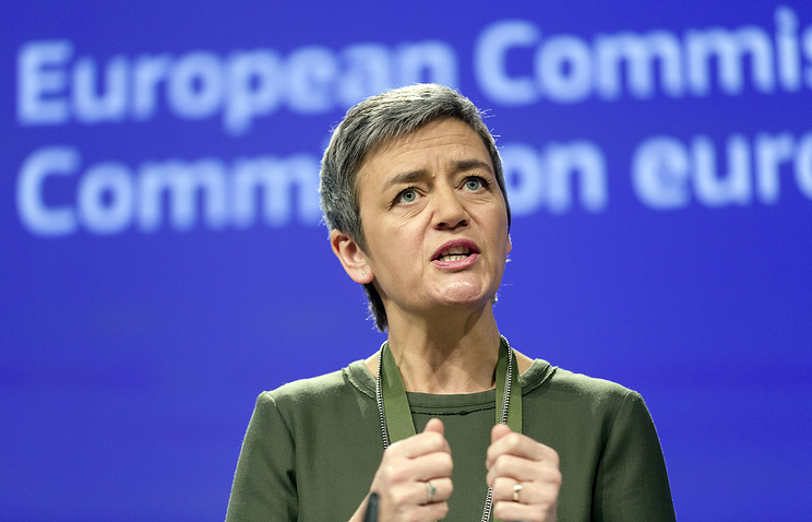 Еврокомиссар по конкуренции утверждает, что 'Северный поток - 2' не в интересах ЕС