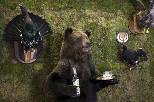 Британским фанатам посоветовали не мешать водку с пивом в России