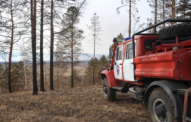 В Приамурье потушили крупный природный пожар, который действовал с 7 мая