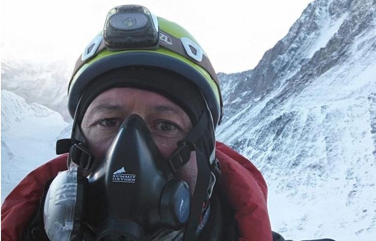 Спасатель из Кабардино-Балкарии взошел на одну из сложнейших вершин Гималаев