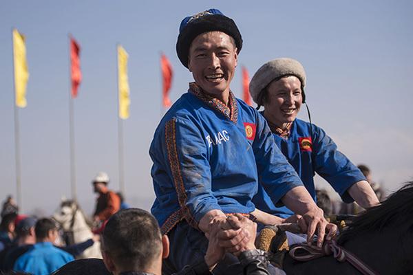 В России появится первое село для киргизов