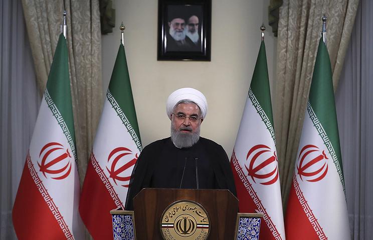 Роухани призвал страны исламского мира объединиться для противодействия Израилю