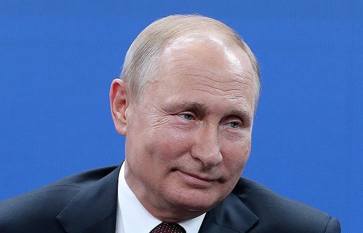Путин откроет 16-ю 'Прямую линию' с россиянами