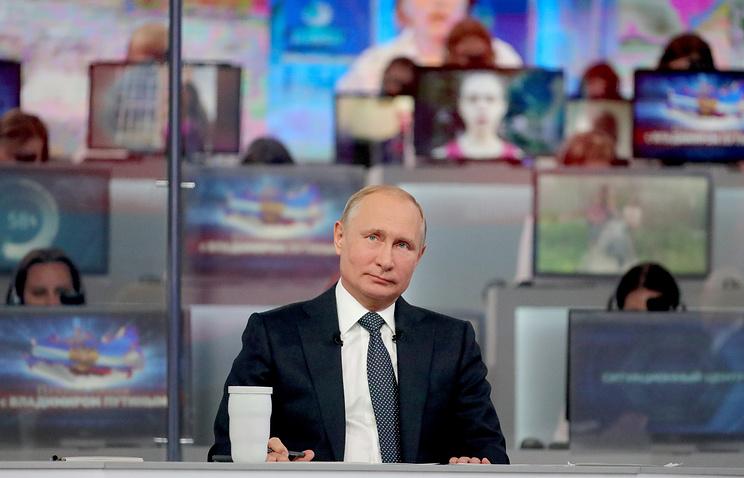 Путин считает, что его преемника на посту президента определит народ