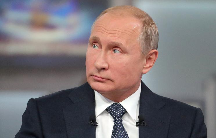 Путин считает инсценировку убийства Бабченко контрпродуктивной