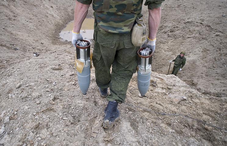 На военном полигоне в Ленобласти произошел взрыв