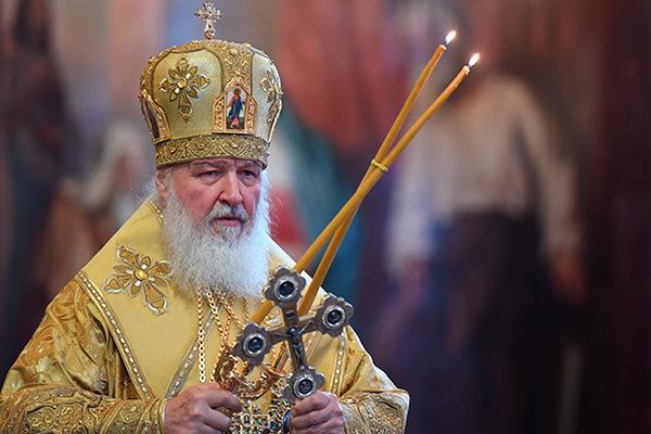 Визит патриарха в Свердловскую область обойдется в шесть миллионов рублей