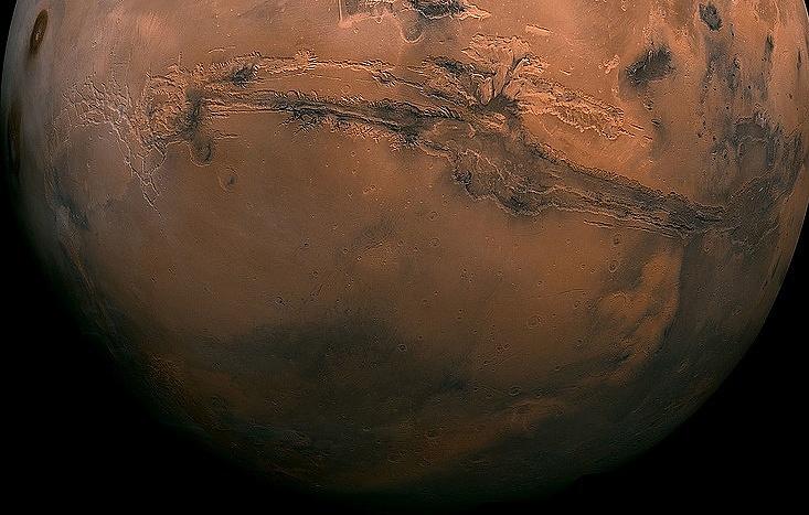 NASA сообщило об обнаружении молекул органических соединений на Марсе