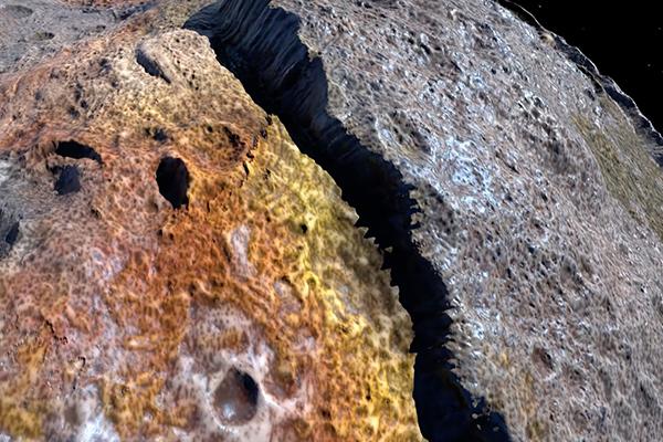 На Марсе нашли признаки существования жизни