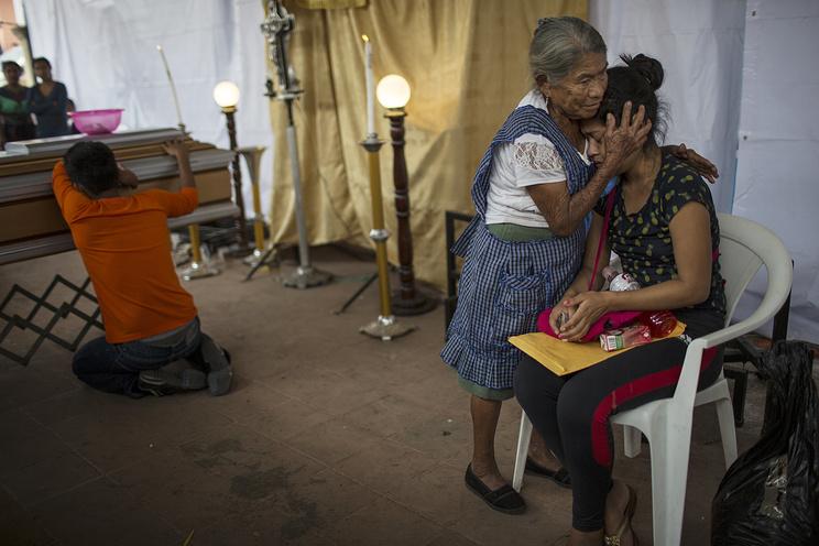 Reuters: число жертв извержения вулкана в Гватемале возросло до 109 человек
