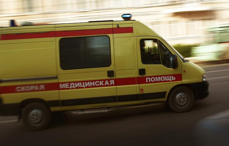 В Орловской области поезд протаранил автобус на переезде