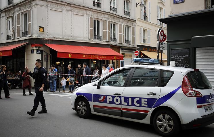 AFP: захвативший заложников в Париже направлен в психбольницу