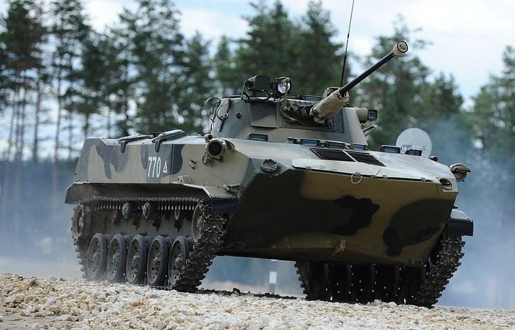 Новое российское оружие применят на учениях 'Славянское братство - 2018'