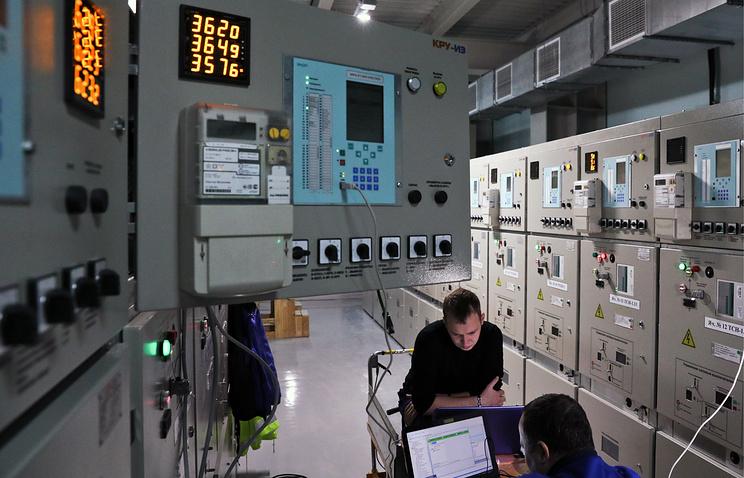 В Крыму начали подключать потребителей к энергоснабжению
