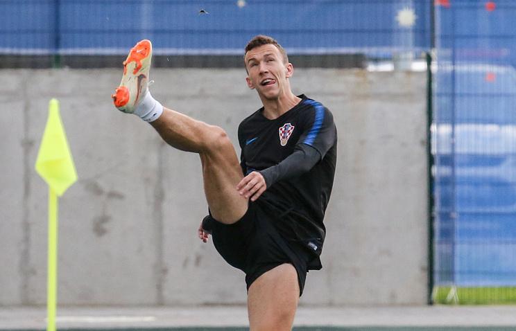 Перишич: условия на базе в Рощине помогут сборной Хорватии лучше подготовиться к ЧМ