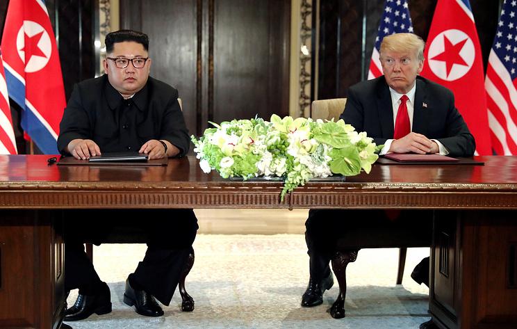 'Ким Чен Ын полностью обыграл Трампа': что мировые СМИ пишут о саммите в Сингапуре
