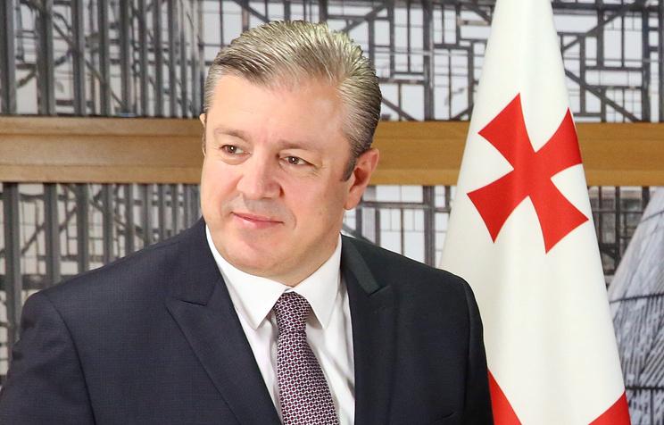 Премьер Грузии объявил об уходе в отставку