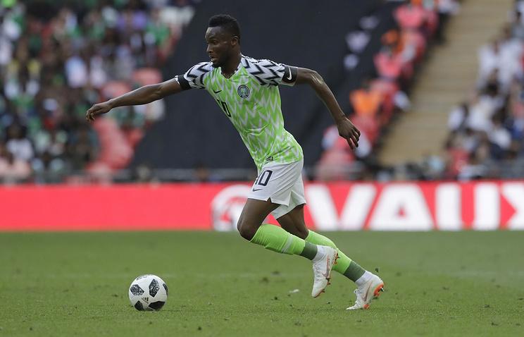 Сборная Нигерии надеется на поддержку российских болельщиков на ЧМ-2018