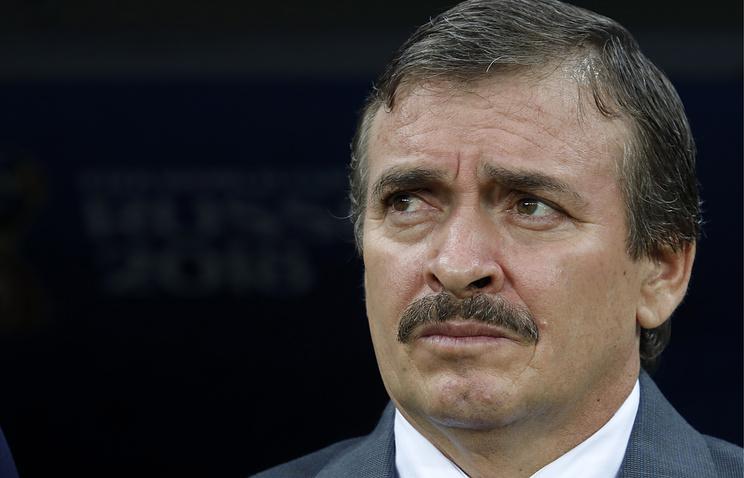 Рамирес покинул пост главного тренера сборной Коста-Рики по футболу