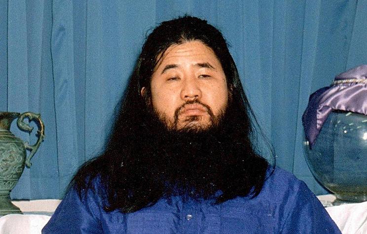СМИ: в Японии казнили основателя секты 'Аум Синрикё'