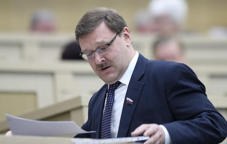 Косачев сообщил, что российско-американские межпарламентские контакты разморожены
