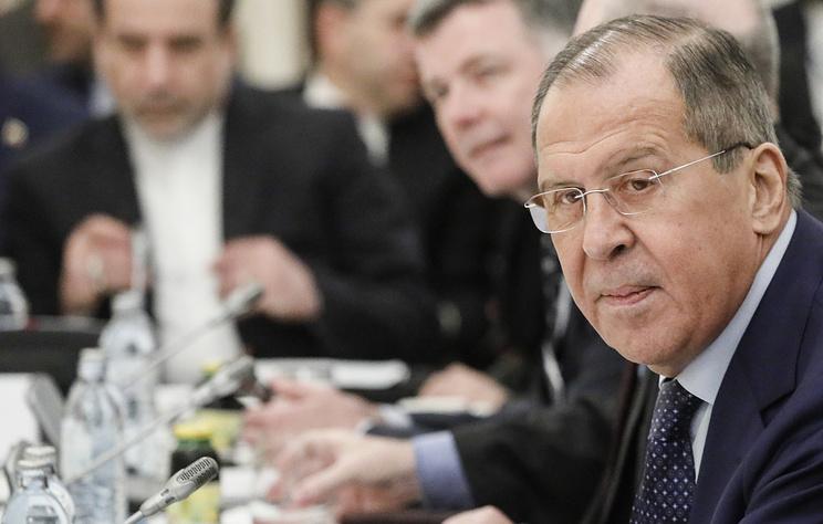 Лавров: Иран подтвердил, что не будет выходить из ядерной сделки