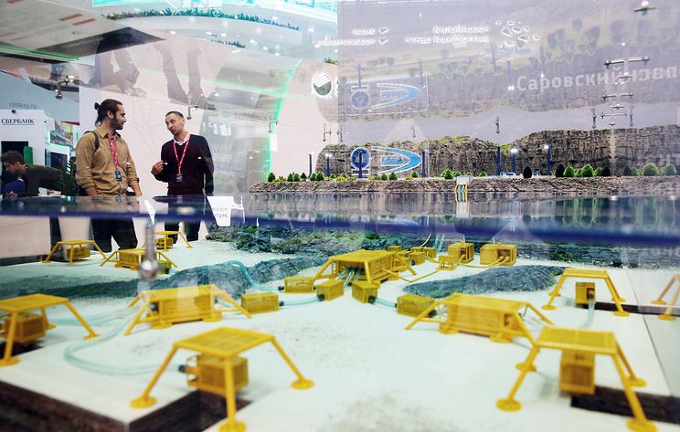 В Екатеринбурге открывается промышленная выставка ИННОПРОМ