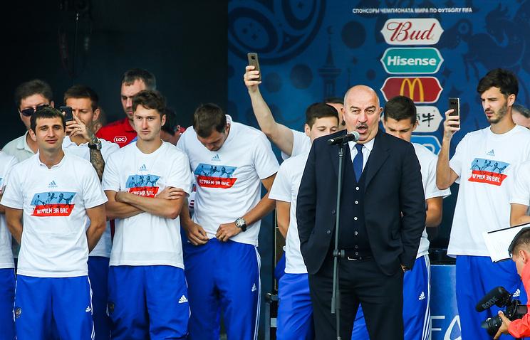 Картинки по запросу Двадцать четыре тысячи болельщиков приняли участие во встрече со сборной России