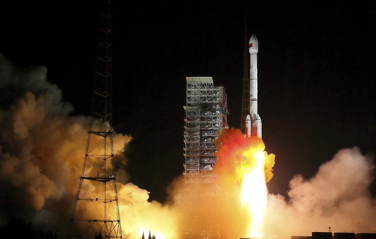 Китай успешно вывел на орбиту 32-й навигационный спутник Beidou