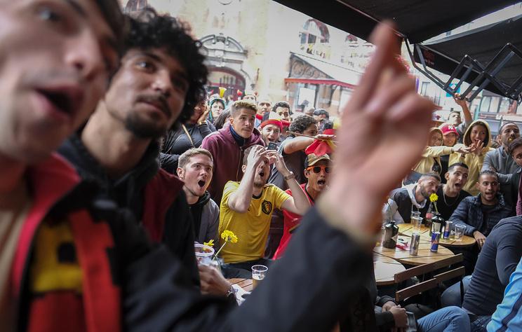 СМИ: в Брюсселе произошли беспорядки после проигрыша сборной Бельгии