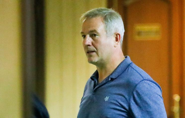 Прокурор попросил для экс-замглавы Спецстроя пять лет колонии