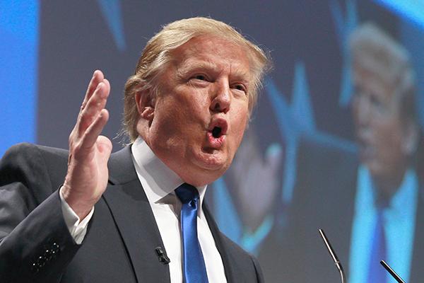 Трамп потребовал от НАТО удвоить военные расходы