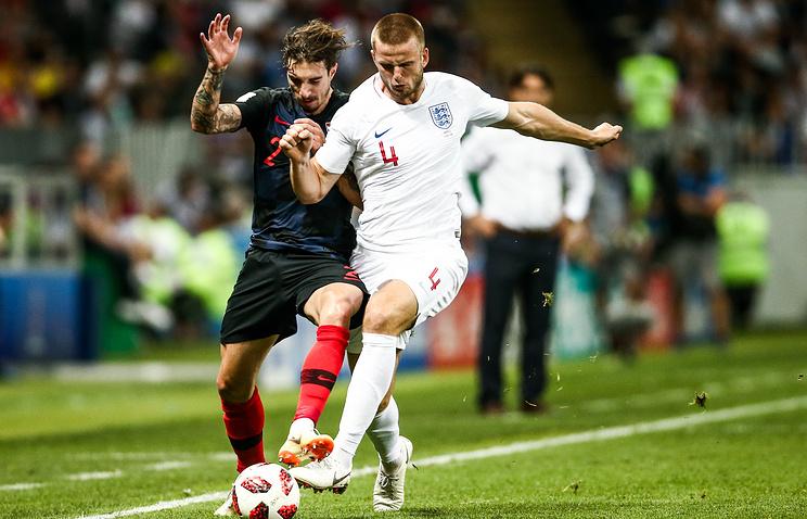 Дайер: сборная Хорватии по футболу одержала победу за счет характера