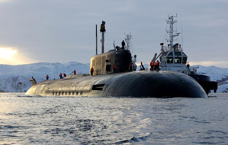 'Убийца авианосцев' начнет репетиции парада на следующей неделе в Финском заливе