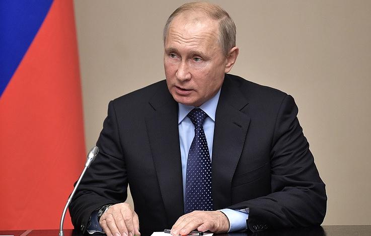 Путин: во время ЧМ-2018 было отражено 25 млн кибератак на связанную с ним инфраструктуру