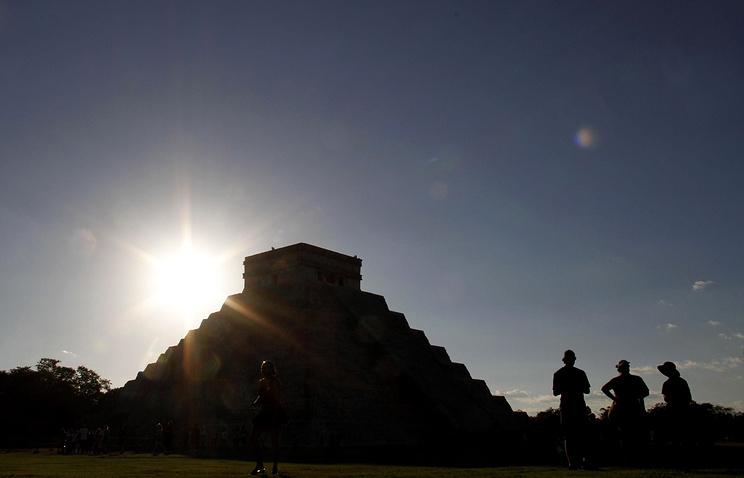 Ученые подтвердили, что засуха была главной причиной гибели цивилизации майя