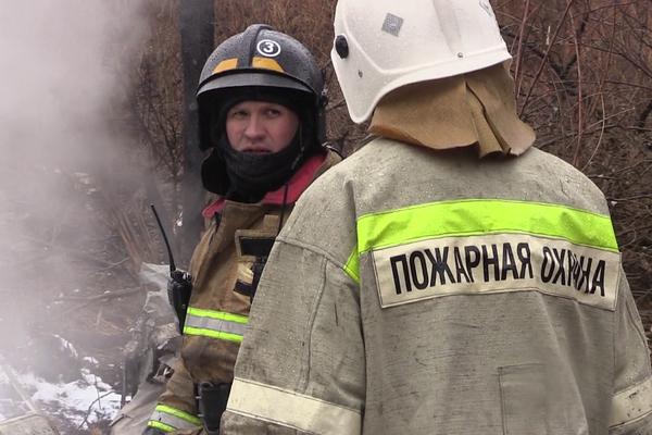 Под Красноярском разбился пассажирский вертолет