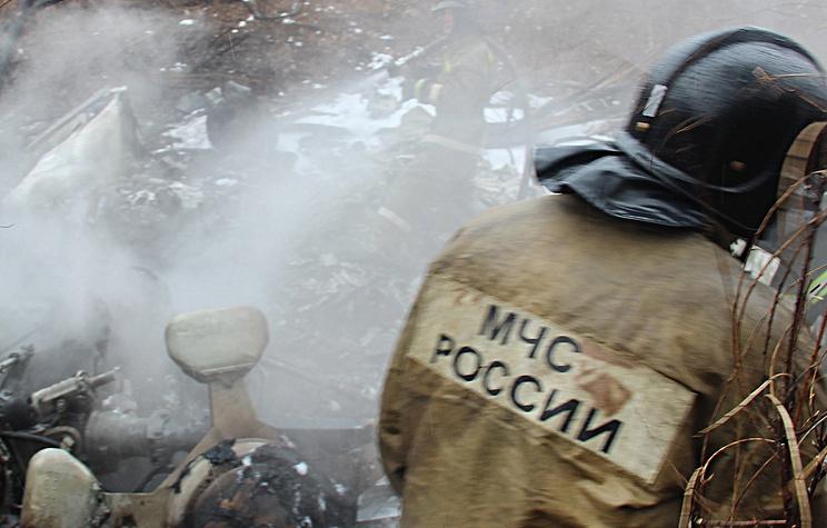 При крушении вертолета Ми-8 в Красноярском крае погибли 18 человек