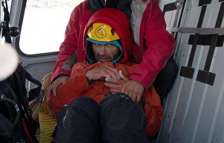 Спасенный в Пакистане альпинист из РФ рассказал о состоянии своего здоровья