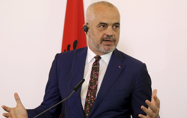 В Албании появится первая база НАТО на Балканах