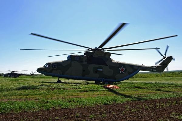 Россия нашла замену украинскому двигателю для Ми-26