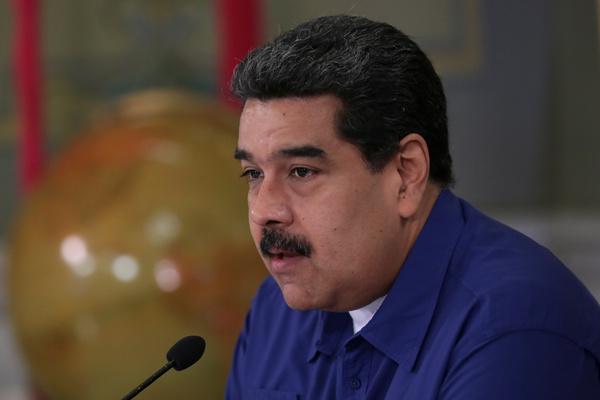 В Венесуэле прогремел взрыв во время выступления президента