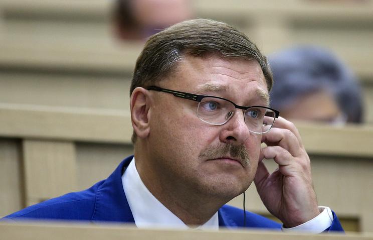 Косачев назвал оправданным назначение Сигала спецпредставителем МИД России