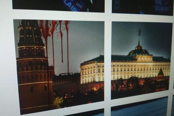 В анонсе «Карточного домика» Кремль залили кровью