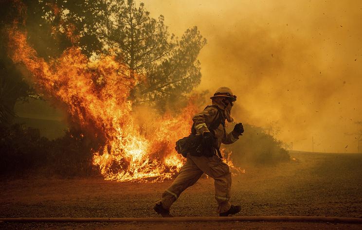 Трамп: природоохранное законодательство США мешает борьбе с пожарами в Калифорнии