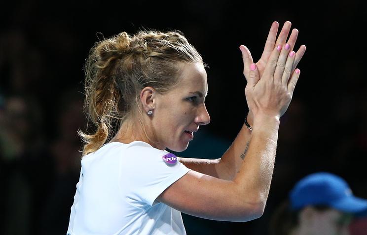 Кузнецова вернулась в первую сотню рейтинга WTA, Касаткина поднялась на 12-е место