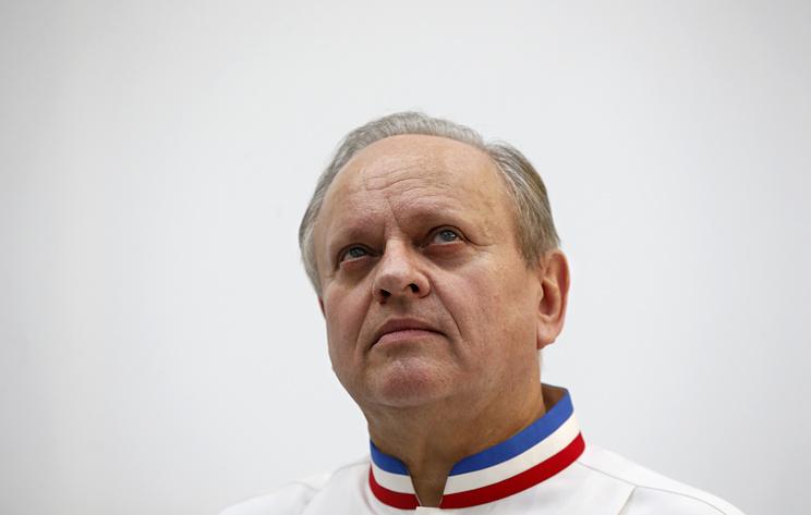 СМИ: умер шеф-повар Жоэль Робюшон