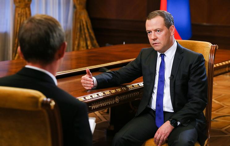 Медведев назвал расширение НАТО безусловной угрозой для РФ