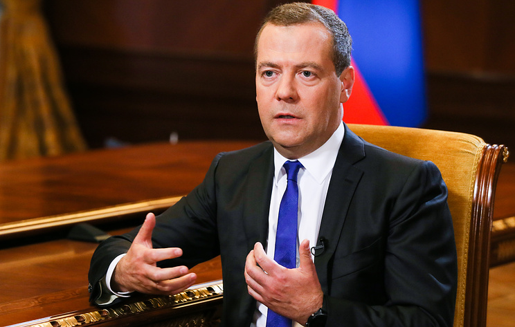 Медведев выразил надежду, что Запад вместо конфликтов предпочтет дружбу с РФ
