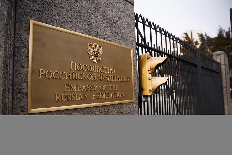 Посольство РФ обратилось в Госдепартамент в связи с задержанием ФБР российских граждан